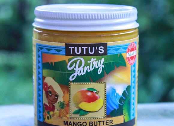 Tutu's Pantry Mango Butter
