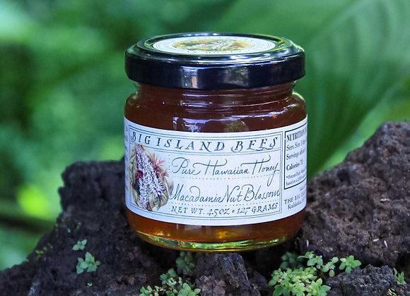 Big Island Bees Macadamia Nut Blossom Honey