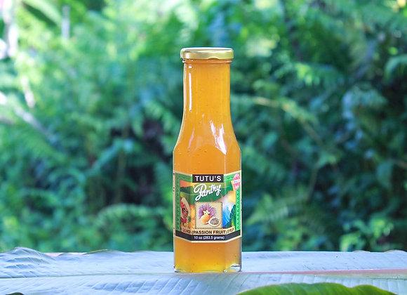 Tutu's Pantry Lilikoi Syrup