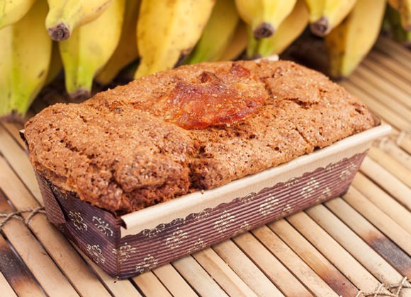 Hāna Farms Maui Pineapple Banana Bread