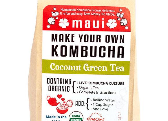 Tutu's Kombucha Kit - Coconut Green Tea