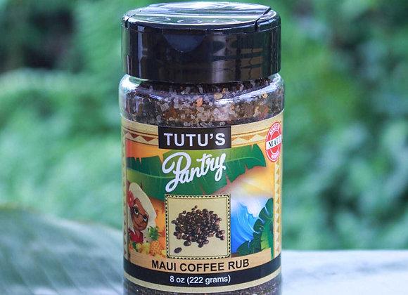 Tutu's Pantry Maui Coffee Rub