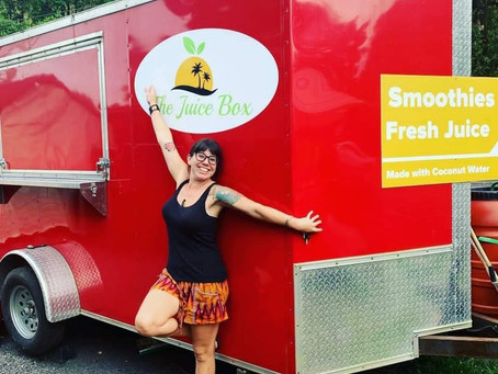 Community Alert: The Grand Reopening of The Juice Box