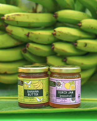 Hana Farms Butter and Jam