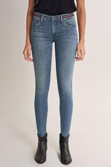 124795 Jeans Push Up Wonder skinny