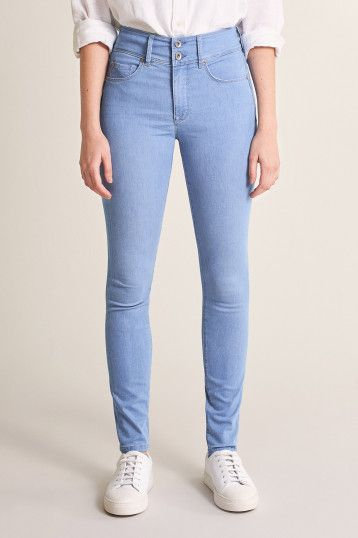 124763 Jeans Push In Secret skinny soft touch