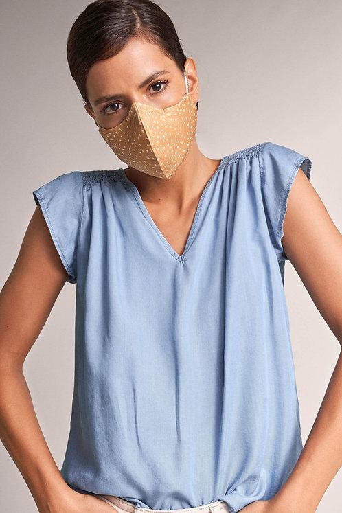 125150 Masque réutilisable tissus