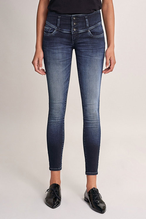 123889 JEANS MYSTERY PUSH UP SKINNY LAVAGE PREMIUM