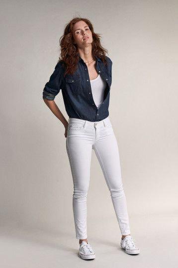 119121 Jeans Push Up Wonder skinny
