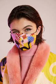 Masque El beso + housse