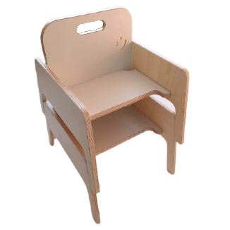 Chaise pour tout petit