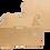 Bac de rangement en bois