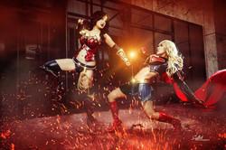 Playarts Kai Wonder Woman