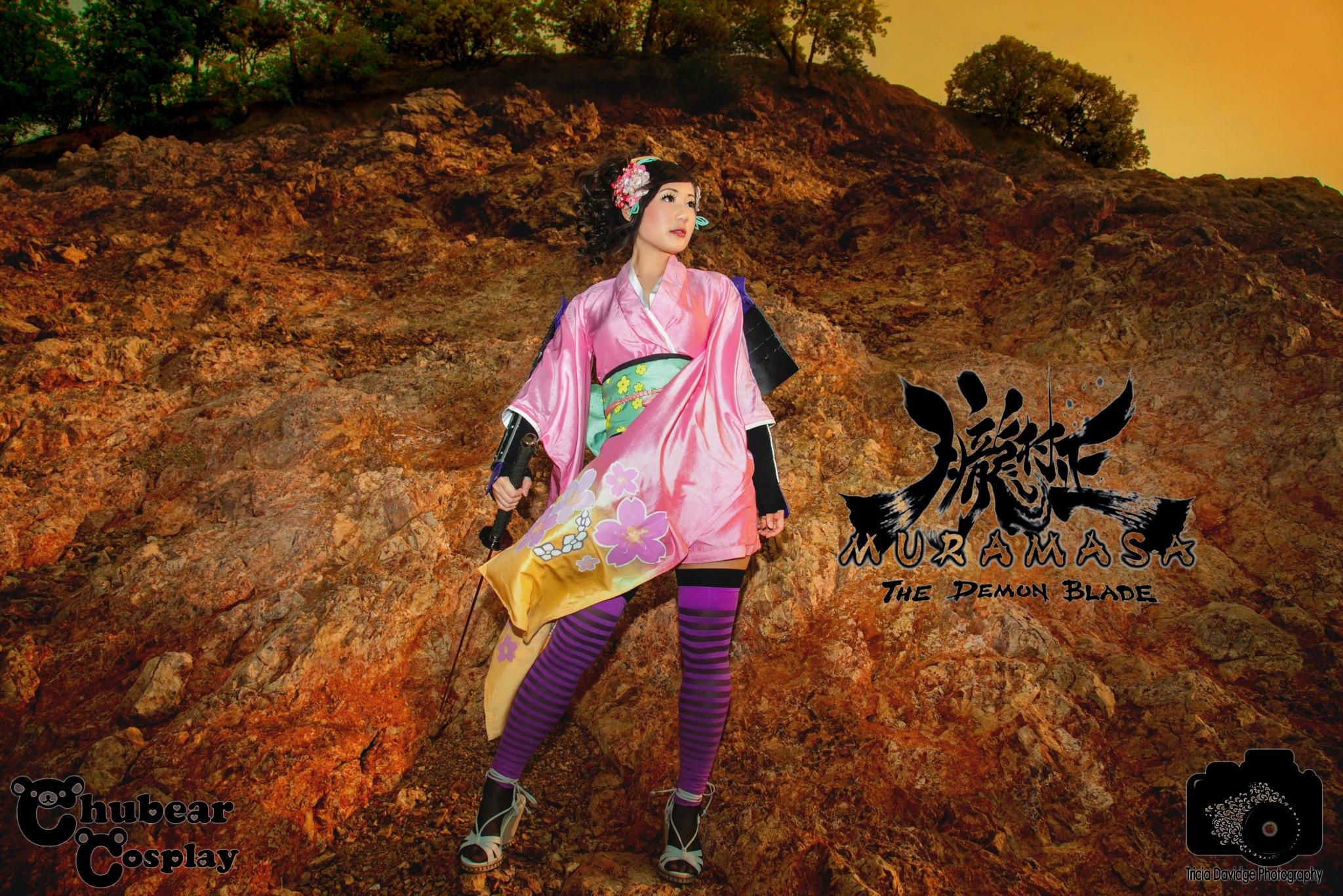 Muramasa The Demon Blade - Momohime