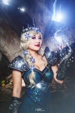 Lich Queen Elsa