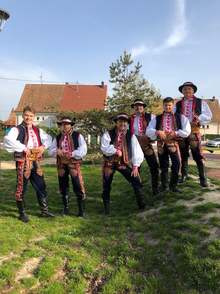 Ensemble de chants et danses de folklore POLONAIS TATRY
