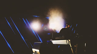 DJ & Fog Machine
