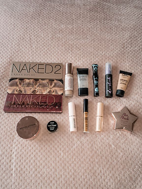 My new cruelty free Makeup collection