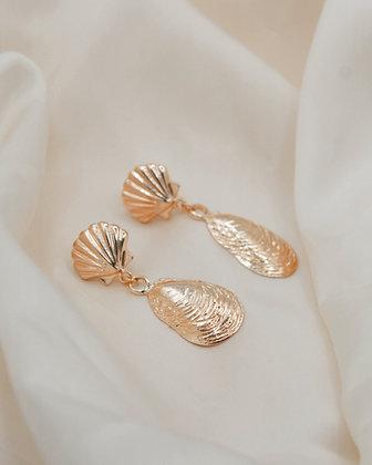 Boucles d'oreilles Thétis