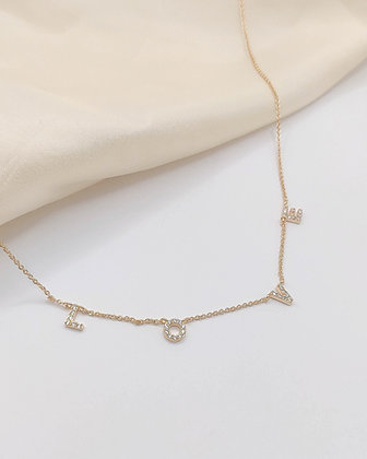 Collier Lise