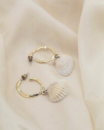 Boucles d'oreilles Thélia