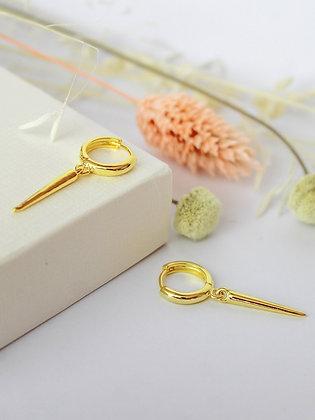 Boucles d'oreilles Ariane Gold