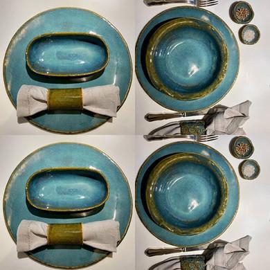 Atelier K céramique :  l'art de la table