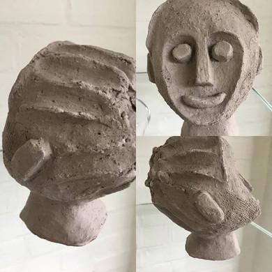 Atelier K céramique :  sculpture par Fra