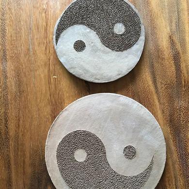 Atelier K céramique :  le Yin et le Yang