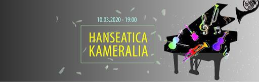 Hanseatica — Kameralia