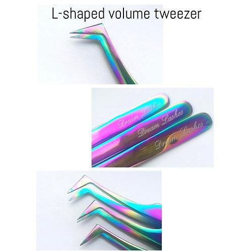 L-curved Rainbow Tweezer