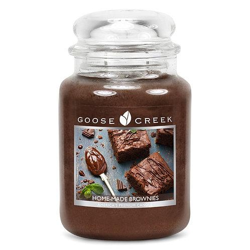 HOME-MADE BROWNIES - Goose Creek