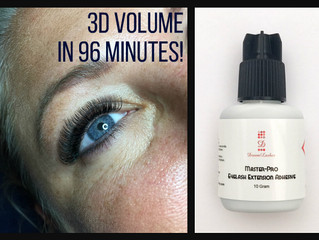 3D volume set in 1.5 hour? YES!