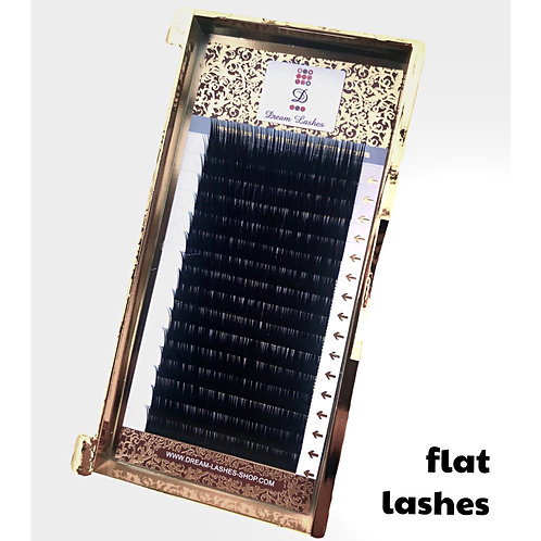 Dream Lashes - Flat lashes
