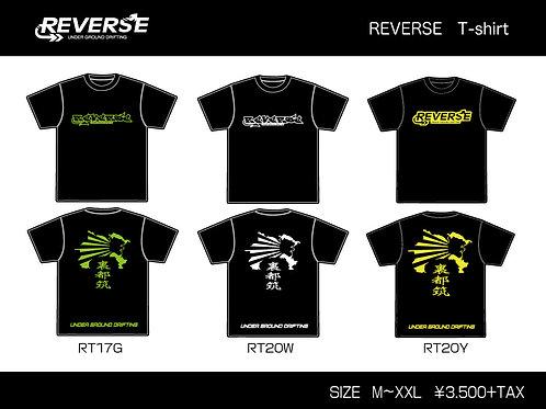 REVERSE     ORIGINAL  T-Shirt