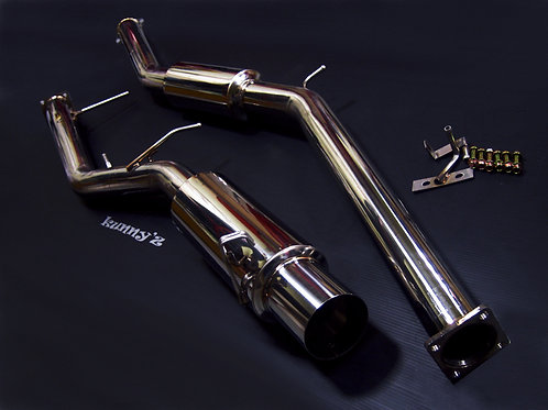 Kunnyz/  フロアー・アドバンス・マフラー 直管タイプ