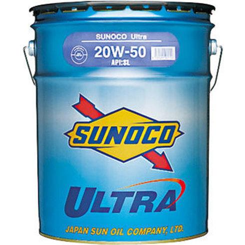 SUNOCO/  ULTRA 20W-50 エンジンオイル