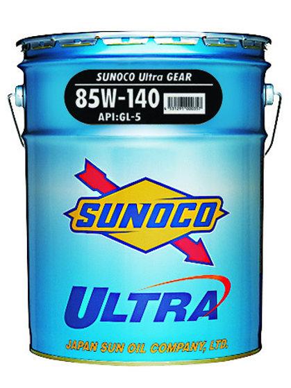 SUNOCO/  ULTRA 85W-140 ギヤオイル