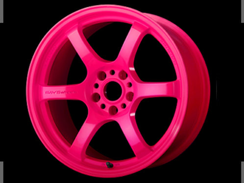 RAYS/ 57DR Limited Pink