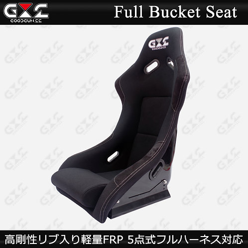 GOODGUNRACING/ フルバケットシート 黒