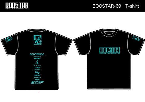 BOOSTAR-69 ORIGINAL  T-Shirt BT18
