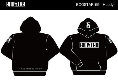 BOOSTAR-69 HOODY BH18