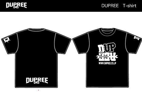 DUPREE ORIGINAL T-Shirt DT12