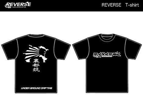REVERSE  ORIGINAL  T-Shirt    RT