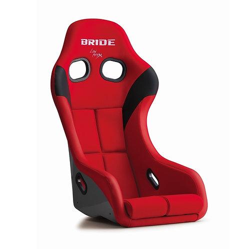 BRIDE/  ZETA Ⅳ フルバケットシート レッド