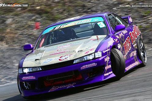 D-MAX/ Drift spec bodykit for S14 Kouki