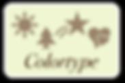 太陽・木・星・ハートのマーク入りのロゴ