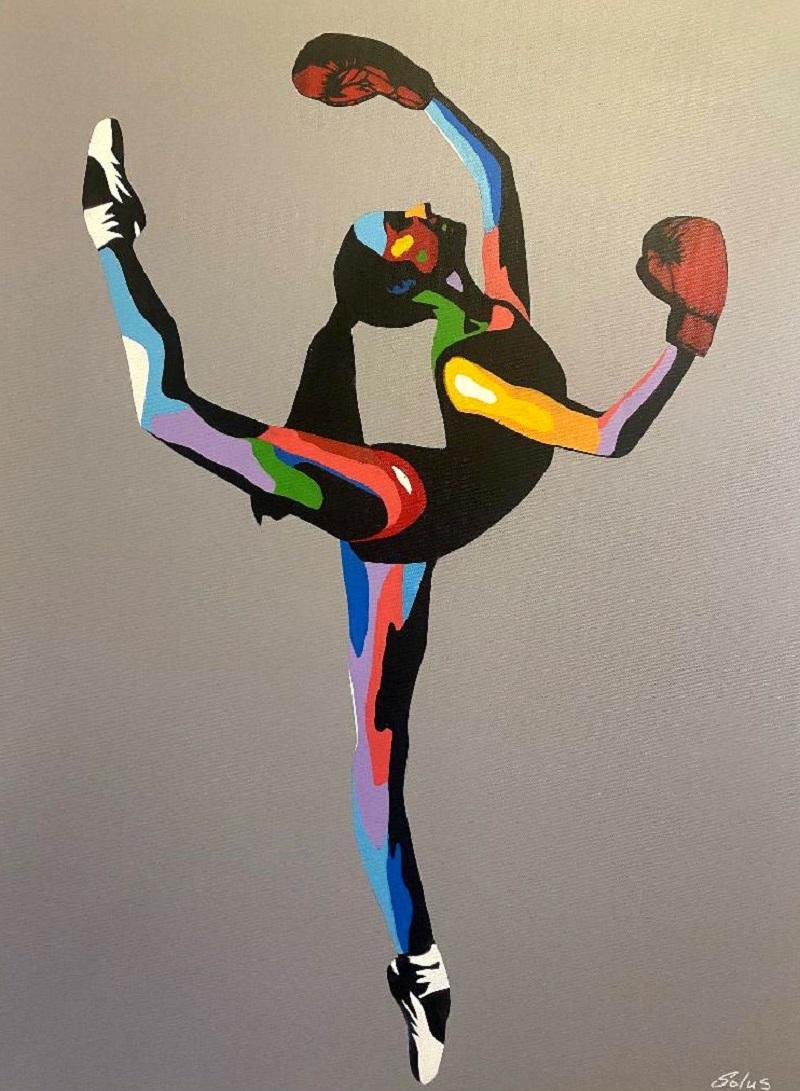 Boxer Ballerina II