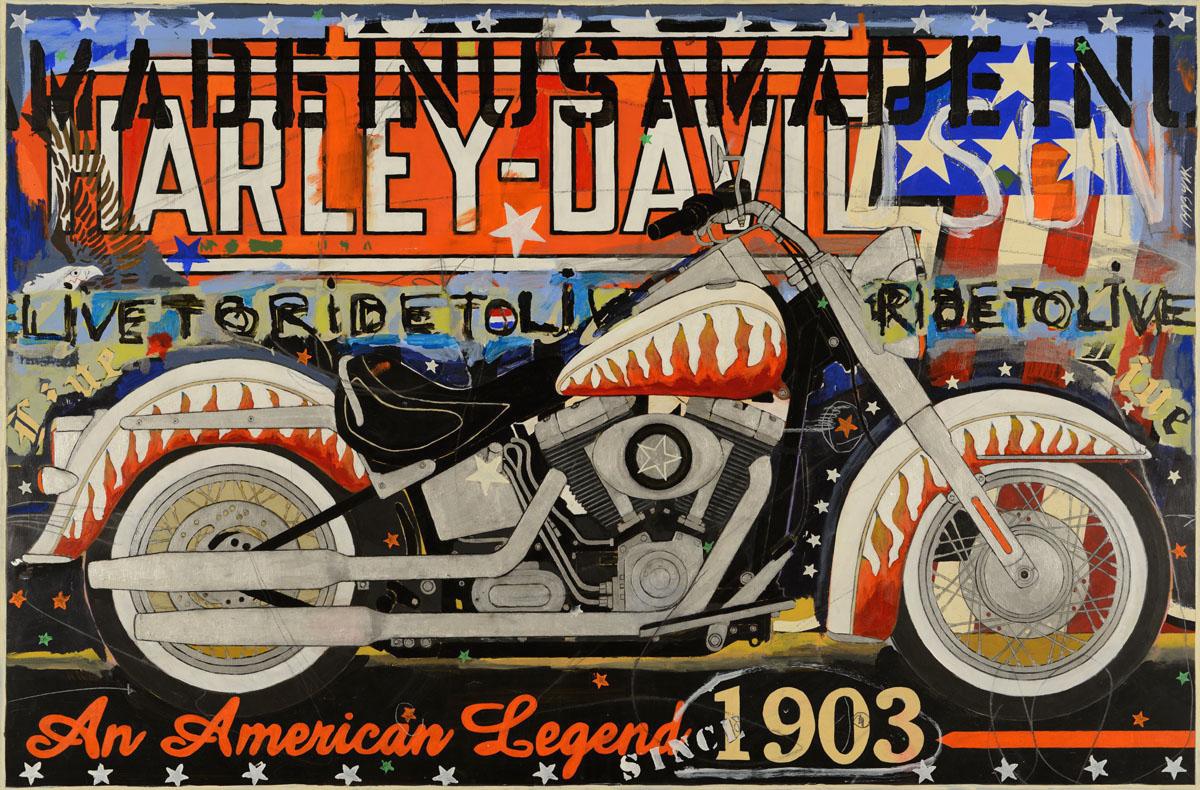 Harley Davidson USA