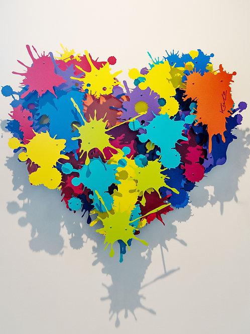 Pop Heart - SOLD